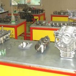 Atelier moteurs