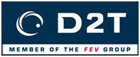 D2t logo